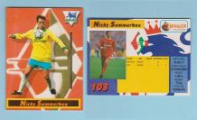 Swindon Town Nicky Summerbee 103